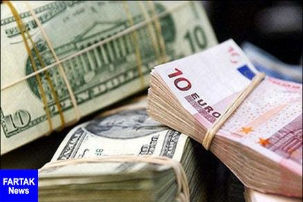 بازهم یکهتازی دلار/ یورو در پایینترین نقطه