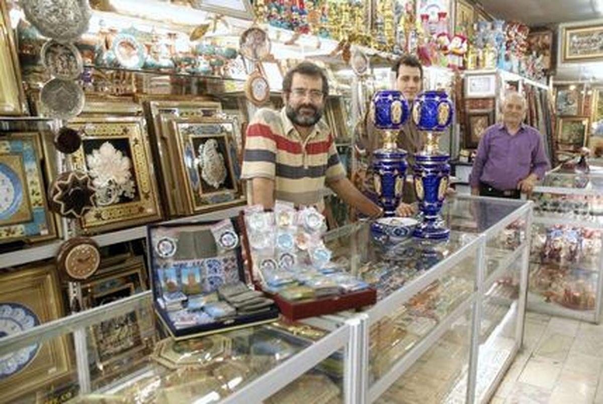 ایرانیها شیفته مغازهداری!