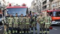 نحوه بازنشستگی آتشنشانان تهران بررسی شد
