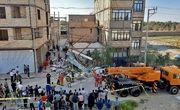 دو کشته و یک مجروح بر اثر ریزش سقف یک سوپر مارکت در مشهد
