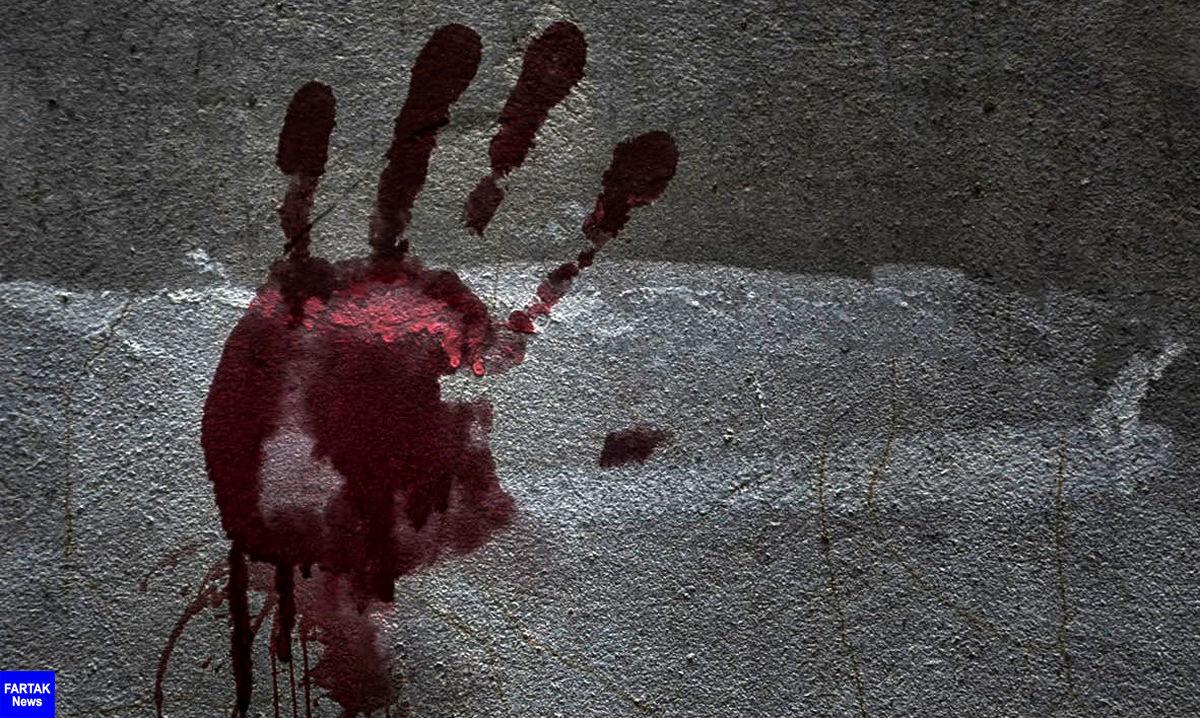 قتل و خودکشی در لابی هتل