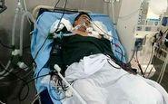 مرگ بابا برقی در سقوط از تیر برق