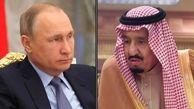 تاکید پوتین و ملک سلمان بر تقویت روابط روسیه و عربستان