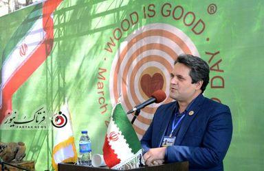 روزجهانی چوب -علیرضا باوندپور