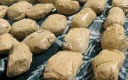 بیشاز یک تن انواع موادمخدر در میرجاوه کشف شد