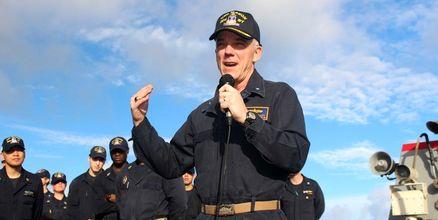 فرمانده جدید ناوگان پنجم دریایی آمریکا در بحرین مشخص شد