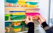مدت زمان نگهداری مواد غذایی در یخچال و فریزر