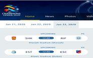 اعلام  شهرهای میزبان بازی تیمهای ایرانی در لیگ قهرمانان آسیا!