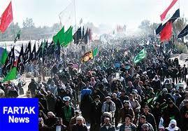 نمایش بزرگترین راهپیمایی مسلمانان دنیا با لغو روادید