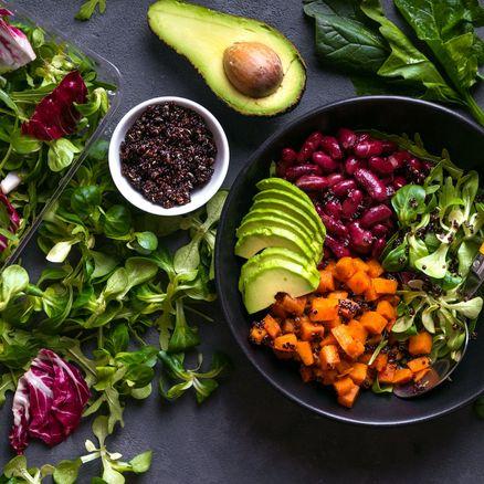 رابطه رژیم گیاه خواری با لاغری
