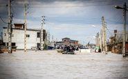 آبگرفتگی شهرستان آققلا تا ۷۲ ساعت آینده تخلیه میشود