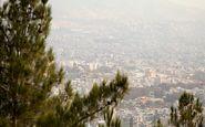 هوای پایتخت در مرز آلودگی