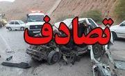 برخورد کامیون با عابر پیاده، در محور «رفسنجان –سرچشمه» جان پسر بچه ۹ ساله را گرفت