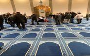 یک «فرد نژادپرست» با چاقو به حاضران در مسجدی در لندن حمله کرد