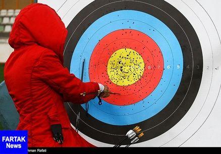 ۲ طلا و یک نقره برای ایران در رقابت های کاپ آسیایی تیراندازی با کمان