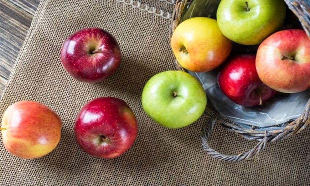 سیب،میوه ای مفید باری سلامت دستگاه گوارش