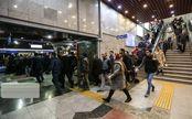 استفاده از مترو تهران تا ساعت ۹ صبح فردا رایگان است