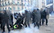 ۲۷ هزار نفر در فرانسه تظاهرات کردند