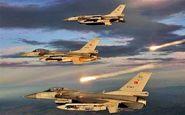 حمله هوایی ترکیه به «مخمور» در شمال عراق