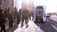 راه اندازی سامانه حمل و نقل ریلی سریع در چین + فیلم