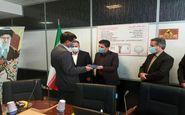  مراسم تکریم و معارفه مدیر پشتیبانی امور دام استان کرمانشاه برگزار شد