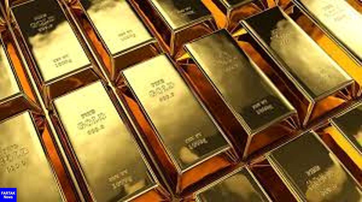 قیمت جهانی طلا امروز چهارشنبه 19 خرداد