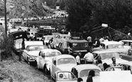 جاده چالوس، دهه ۵۰ هم ترافیک داشت