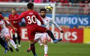 توافق اولیه باشگاه پرسپولیس برای تمدید قرارداد بازیکن عراقی
