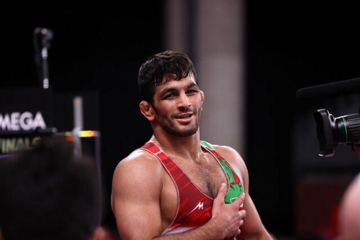 حسن یزدانی و رکوردی منحصر بفرد در ورزش ایران