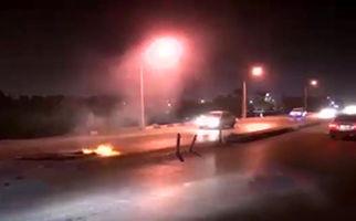 جزئیات اعتراضات به گرانی بنزین در کشور در شب گذشته