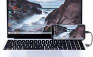 تولید فون بوک برای تبدیل گوشی به لپ تاپ