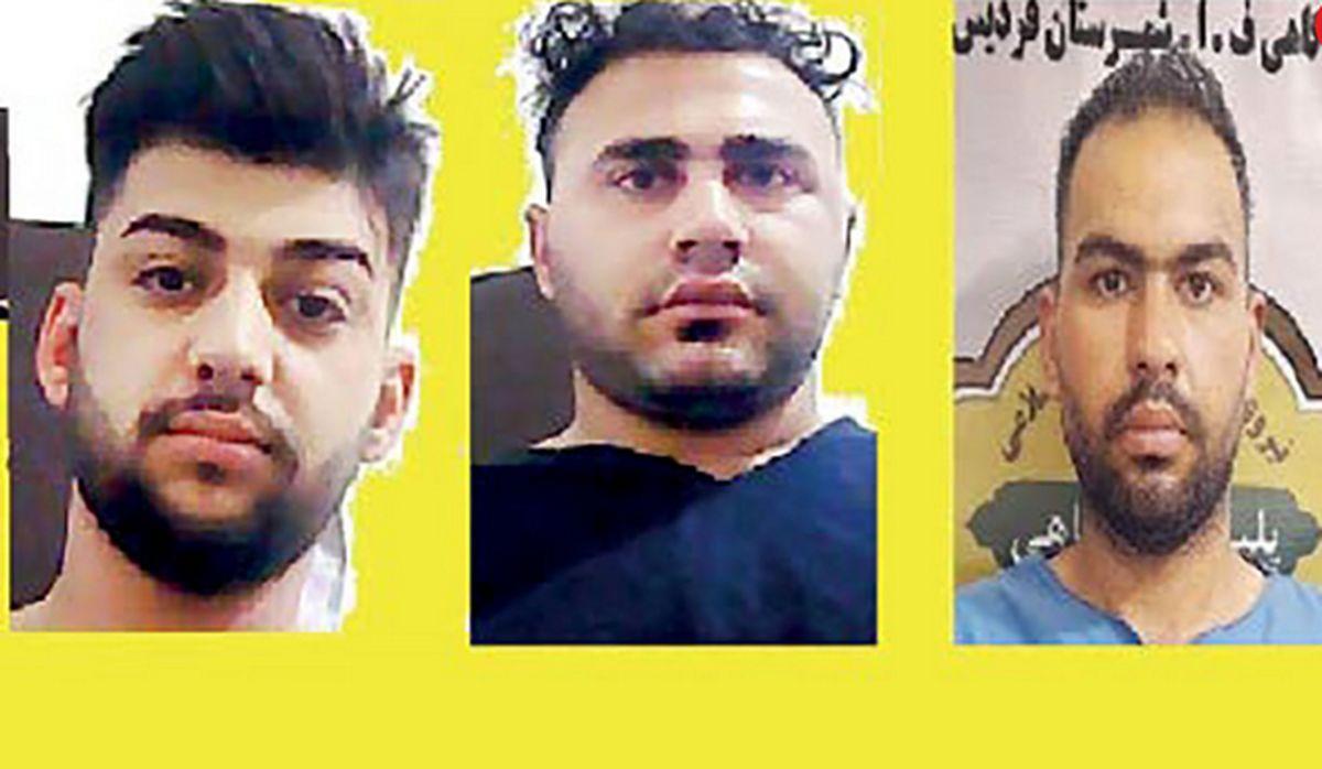 3 کلاهبردار حرفه ای سایت دیوار دستگیر شدند