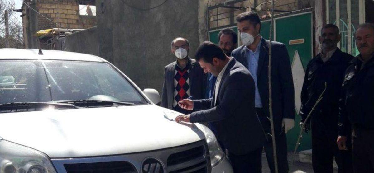 ۷ واحد اقامتی در کرمانشاه پلمب شد
