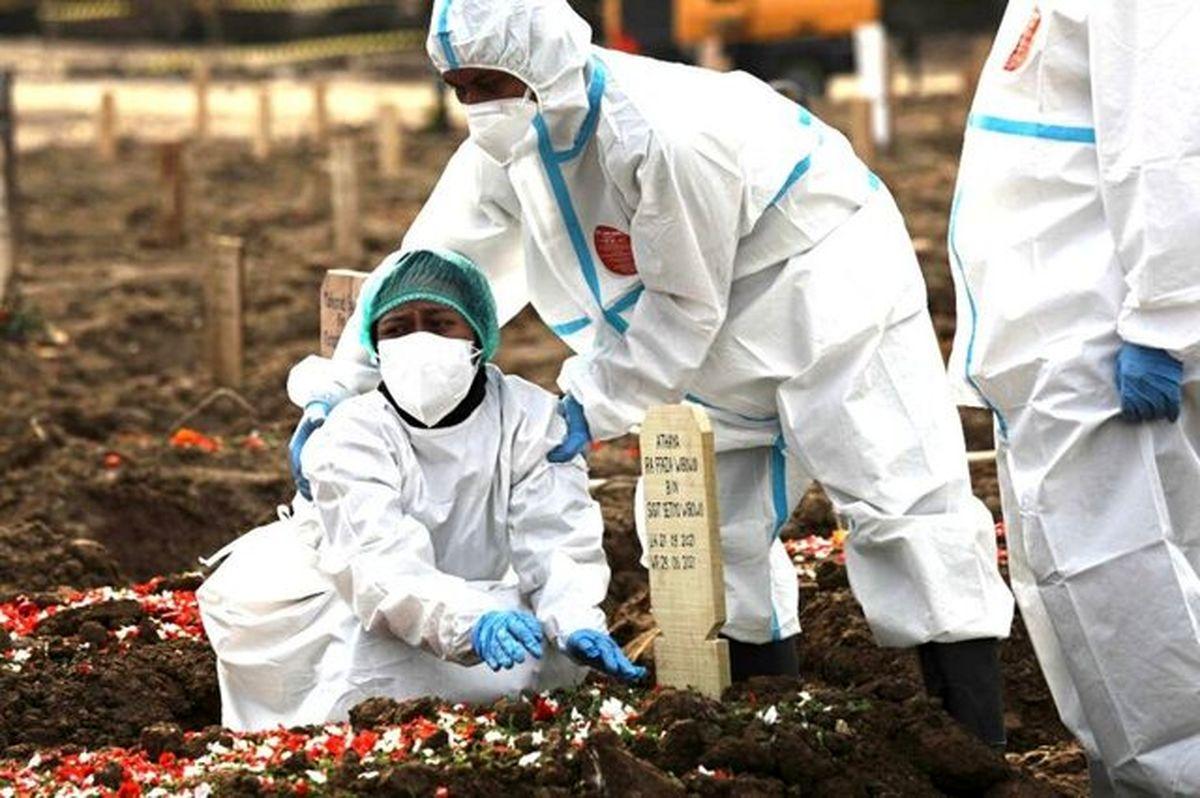 یکشنبه 18 مهر/تازه ترین آمارها از همه گیری ویروس کرونا در جهان