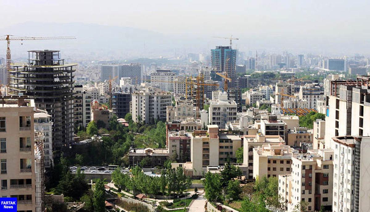آخرین قیمت مسکن در تهران + جدول