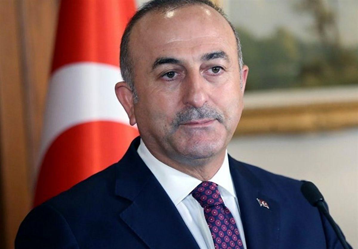 ادعای جدید  وزیر خارجه ترکیه:هیچ کس مانند ترکیه از تمامیت ارضی سوریه حمایت نمیکند