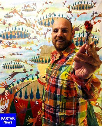 فرهنگستان هنر میزبان رنگ و زندگی