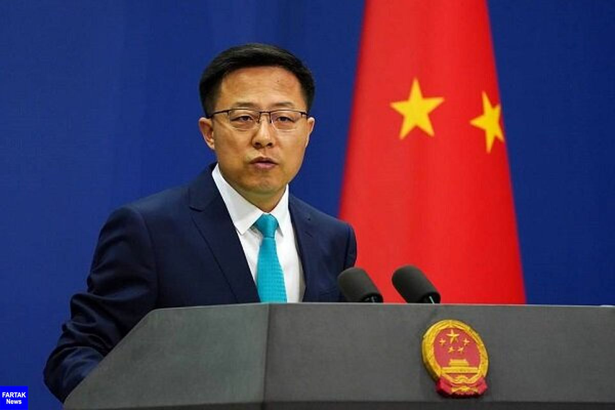 چین: از آمریکا میخواهیم که فوراً هرگونه ارتباط رسمی با تایوان را متوقف کند
