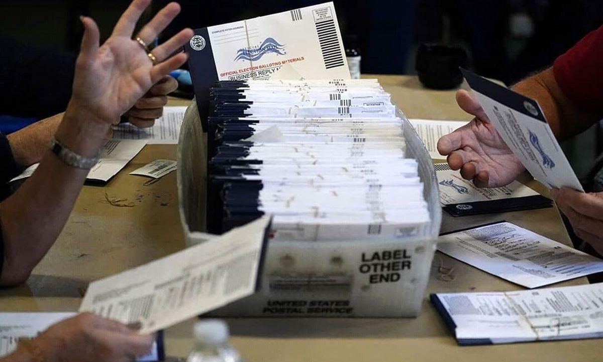 بازشماری آرای انتخابات آمریکا در ایالت جورجیا
