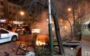 یک نهاد امنیتی: تعداد معترضان به گرانی بنزین تا عصر یکشنبه، ۸۷۴۰۰ نفر بوده اند