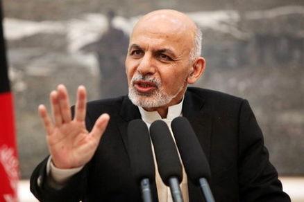 نشست اضطرای مقامات امنیت افغانستان به ریاست «اشرف غنی»