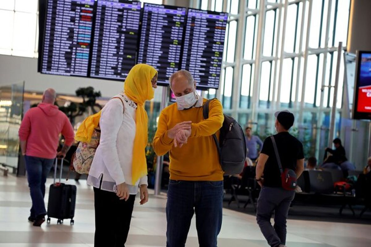 زمان تست کرونا برای سفر به ایران کاهش یافت