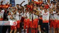 گزارش تصویری فینال جام حذفی از  لنز فرتاک ورزشی