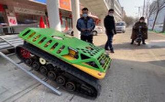 مبارزه جدید و مدرن چین برای مقابله با کرونا
