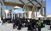 مرز مهران برای تردد زوار باز شد