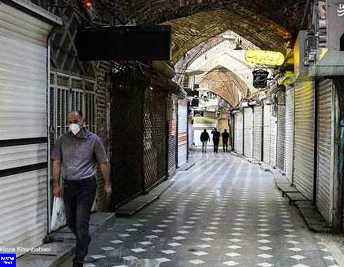 بازار تهران ۶ روز تعطیل است