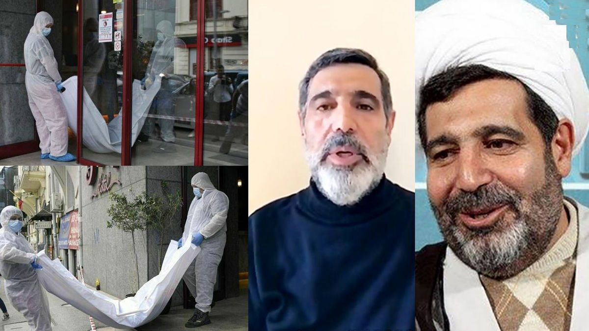 ماجرای حضور یک ایرانی قبل از مرگ قاضی منصوری در هتل دوک بخارست چیست؟