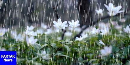 افزایش حجم بارشها در خراسان رضوی طی روزهای آینده