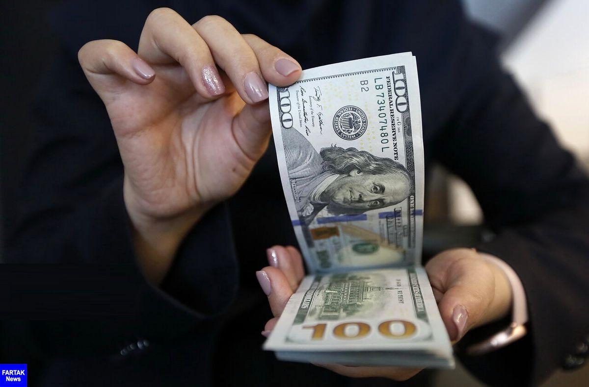ادامه روند صعودی قیمت دلار در صرافیهای بانکی