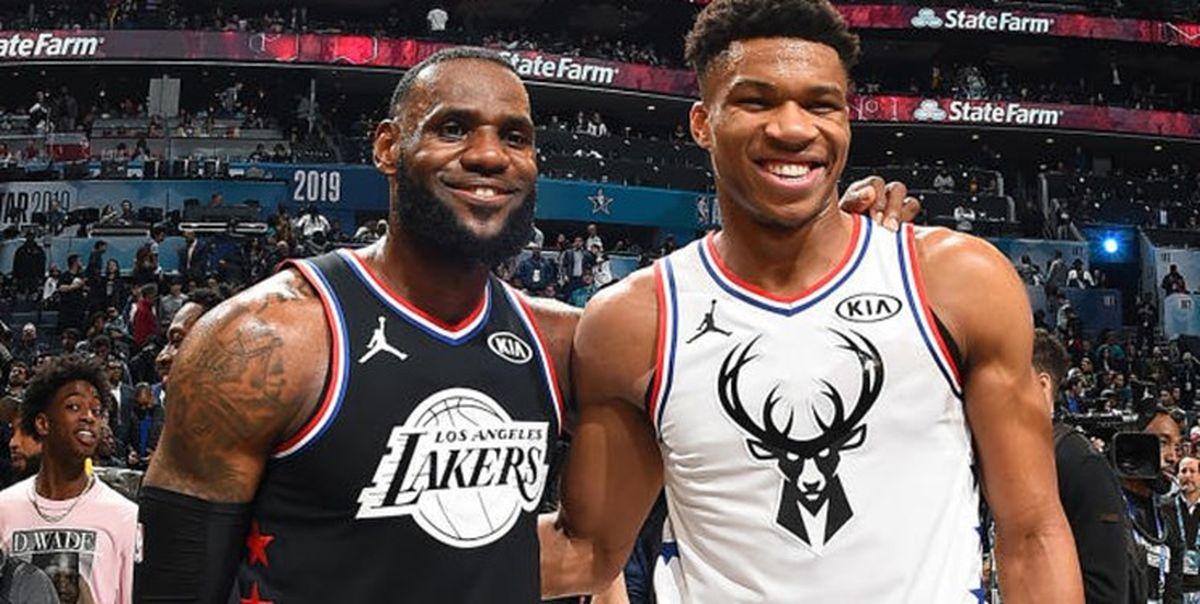دوست صمیمی جیمز، رقیب او را بهترین بازیکن NBA میداند+عکس